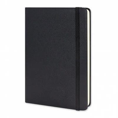 Moleskine Classic Leather Hard Cover Notebook - La