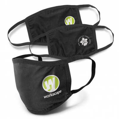 Reusable 3-ply Cotton Face Mask