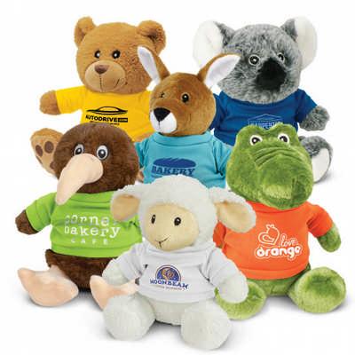 Assorted Plush Toys