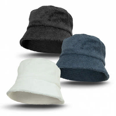 Bondi Terry Towelling Bucket Hat