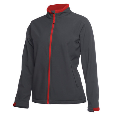 Pdm Lds Water Resistant Softshell Jckt