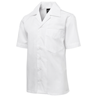 JBs Boys Flat Collar Shirt 4-14