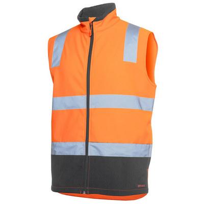 JBs Hv (D+N) WResist Softshell Vest