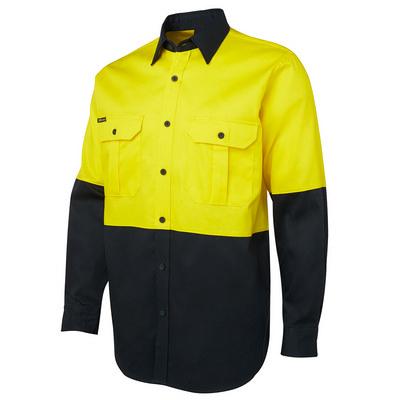 JBs Hv LS 190G Shirt