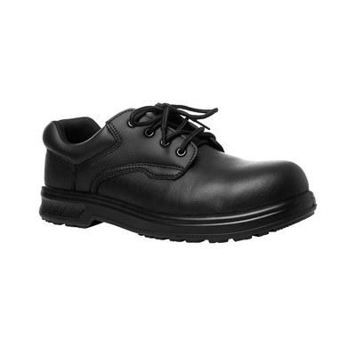 JBs Microfibre Lace Up Steeltoe Shoe