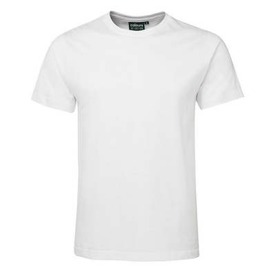 C Of C Fitted Tee White 3XL - 5XL