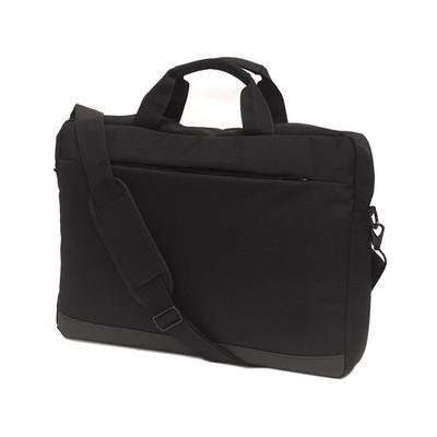 Collective Laptop Satchel Black