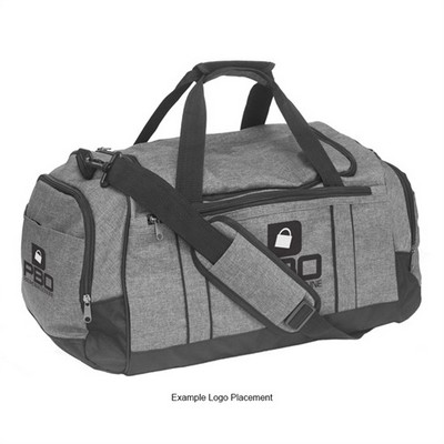 Collective Duffle Bag Grey