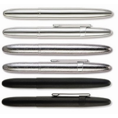 Bullet Pen (brushed chrome)